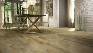 hardwood flooring in Chicago